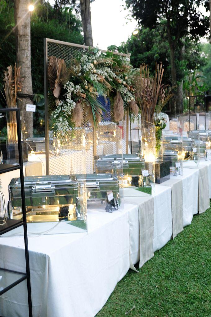 Pernikahan Intimate Di Galea Belangi (NEW NORMAL) by Medina Catering - 009