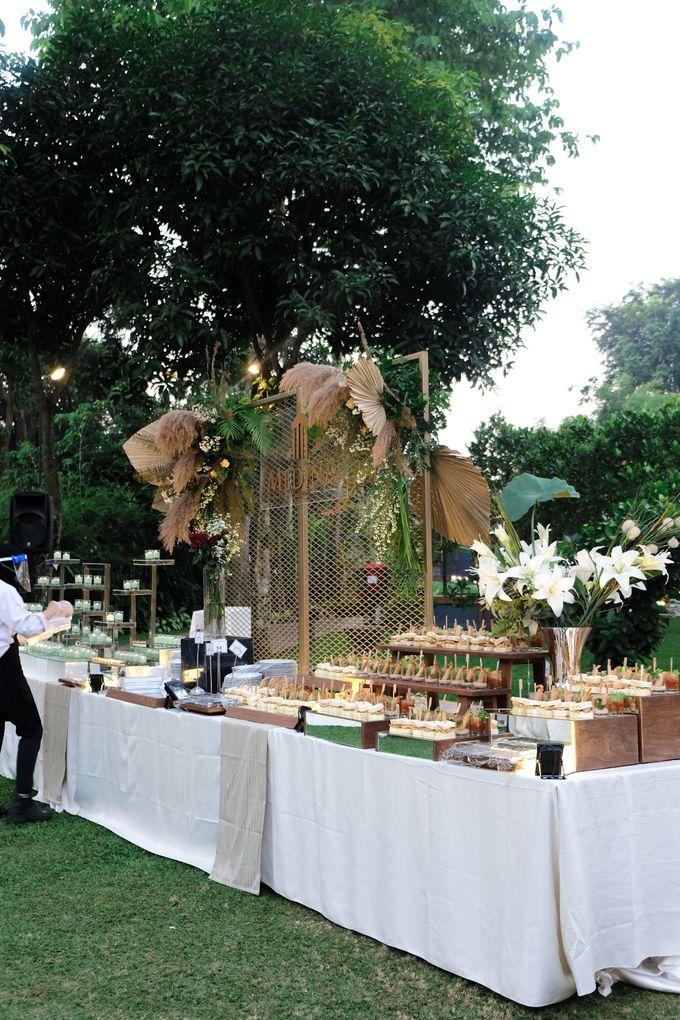 Pernikahan Intimate Di Galea Belangi (NEW NORMAL) by Medina Catering - 004