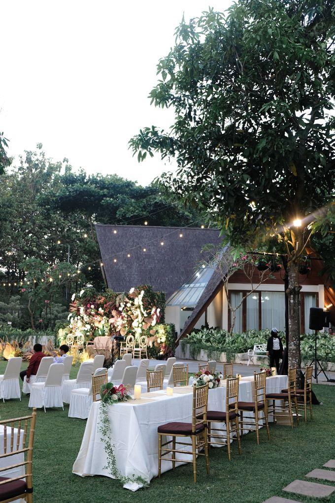 Pernikahan Intimate Di Galea Belangi (NEW NORMAL) by Medina Catering - 002