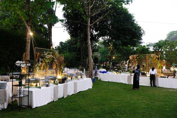 Pernikahan Intimate Di Galea Belangi (NEW NORMAL) by Medina Catering - 006