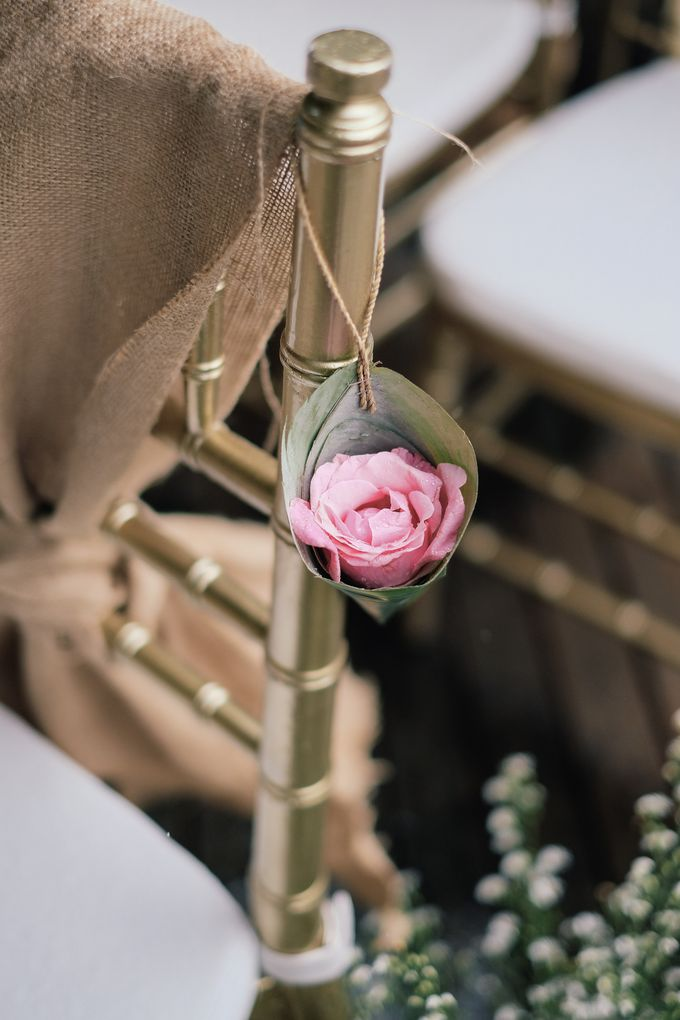 Wedding at Riverside by Bali Flower Decor - 004
