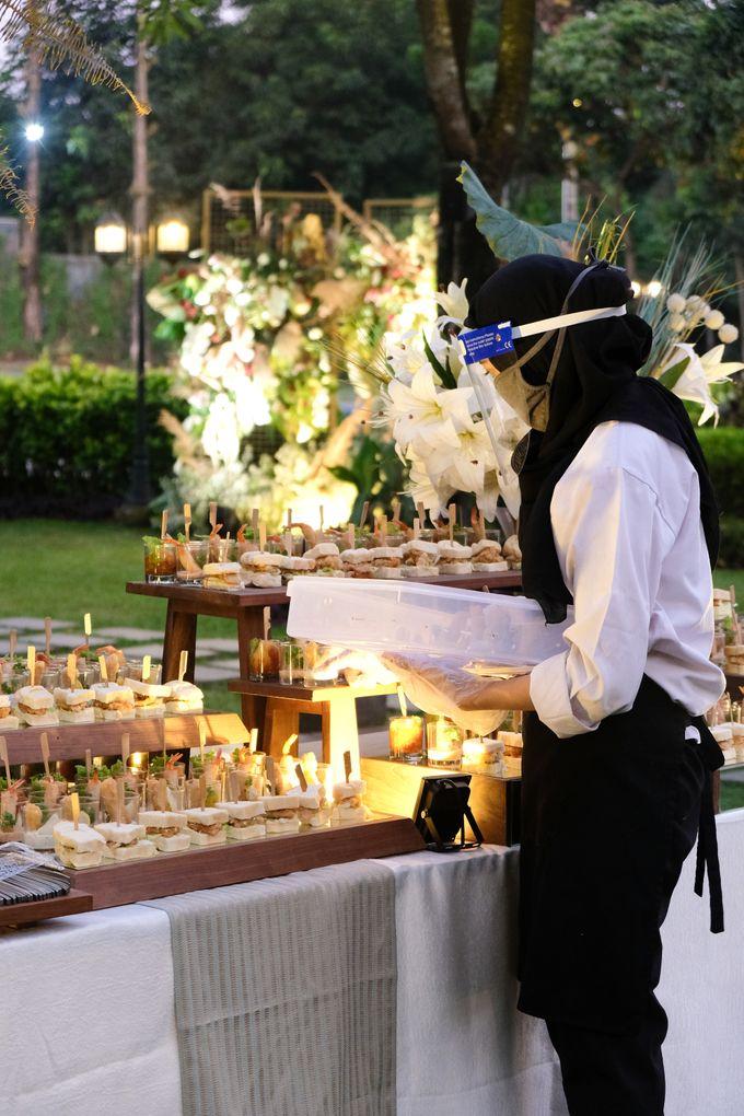 Pernikahan Intimate Di Galea Belangi (NEW NORMAL) by Medina Catering - 010
