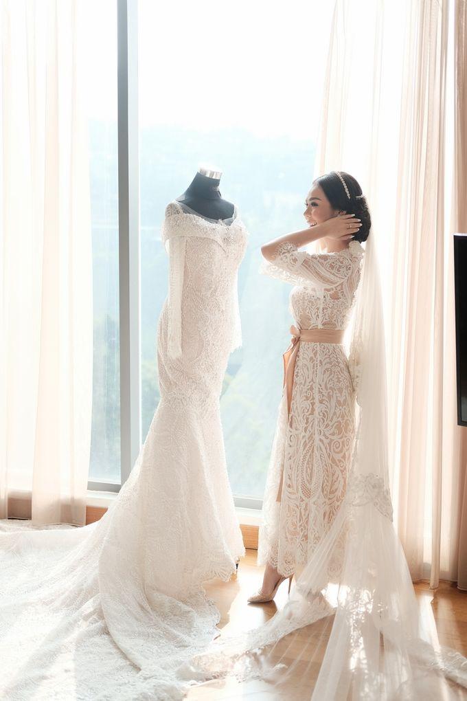UMBU & INNEKE WEDDING by InterContinental Bandung Dago Pakar - 008