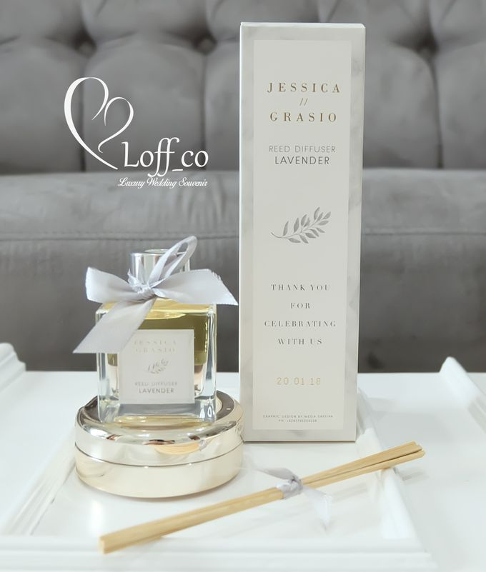 Reed Diffuser by Loff_co souvenir - 012