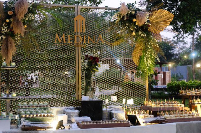 Pernikahan Intimate Di Galea Belangi (NEW NORMAL) by Medina Catering - 024
