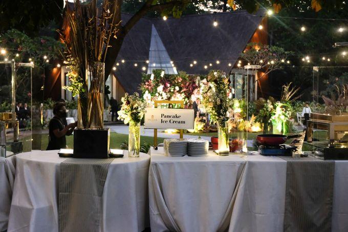 Pernikahan Intimate Di Galea Belangi (NEW NORMAL) by Medina Catering - 016