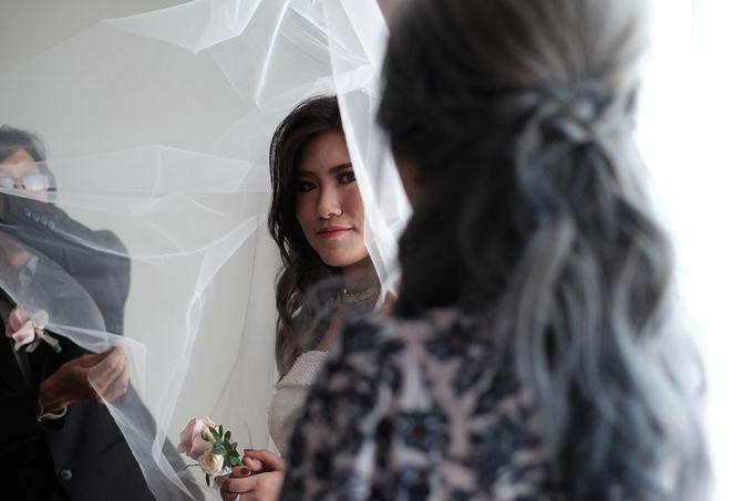 Wedding Of Bianca & Stavros by Mandarin Oriental, Jakarta - 004