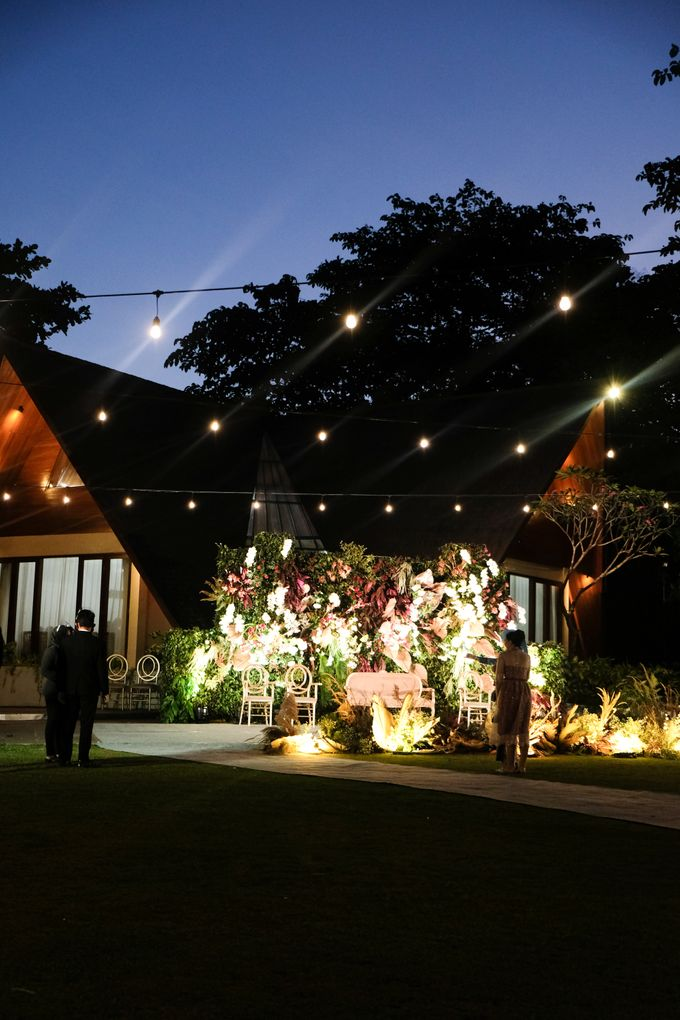 Pernikahan Intimate Di Galea Belangi (NEW NORMAL) by Medina Catering - 012