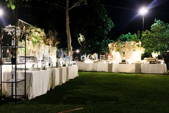 Pernikahan Intimate Di Galea Belangi (NEW NORMAL) by Medina Catering - 028