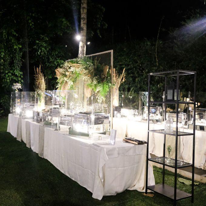 Pernikahan Intimate Di Galea Belangi (NEW NORMAL) by Medina Catering - 015