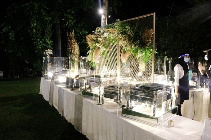 Pernikahan Intimate Di Galea Belangi (NEW NORMAL) by Medina Catering - 017