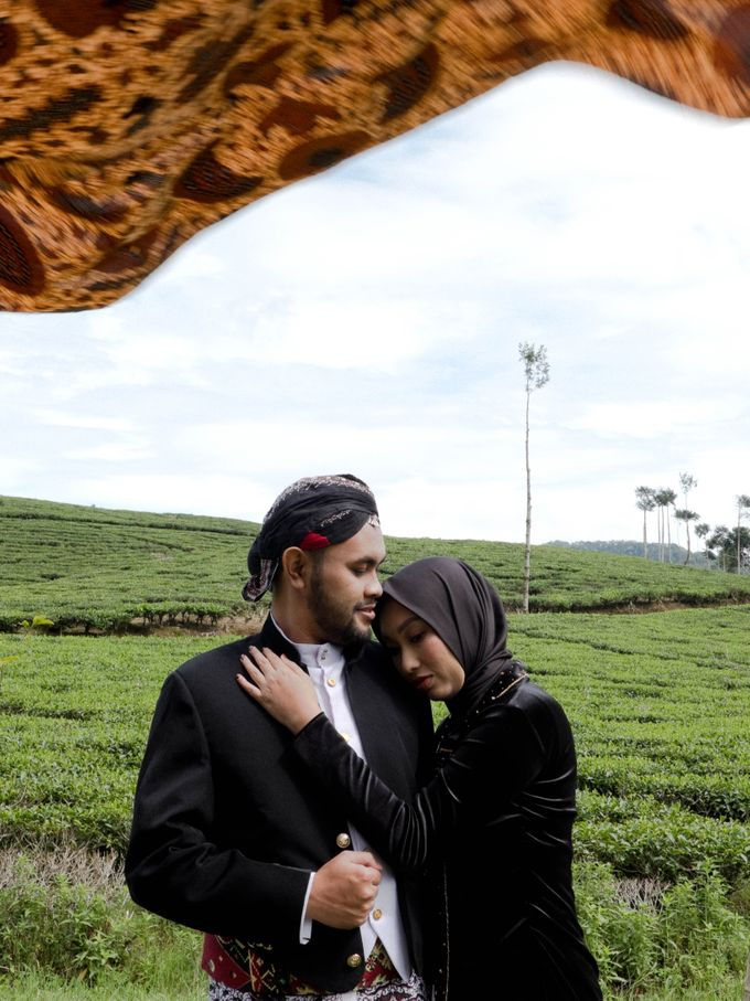 Couple Session of Arif & Ayu (Javanesse Modern) by Agah Harsa Photo - 009