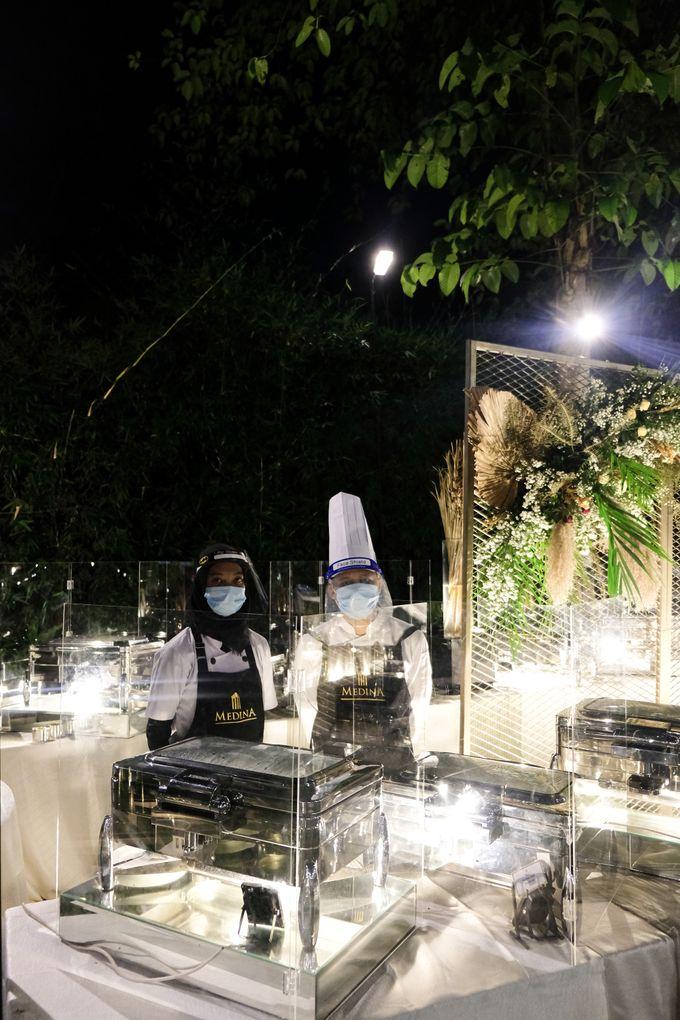 Pernikahan Intimate Di Galea Belangi (NEW NORMAL) by Medina Catering - 003