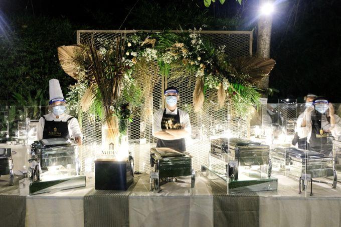 Pernikahan Intimate Di Galea Belangi (NEW NORMAL) by Medina Catering - 014