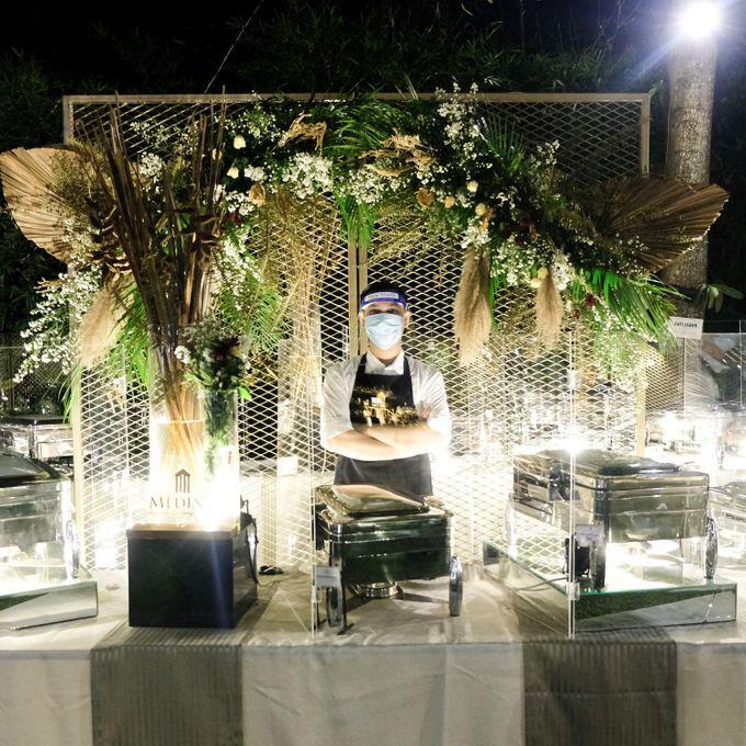 Pernikahan Intimate Di Galea Belangi (NEW NORMAL) by Medina Catering - 021
