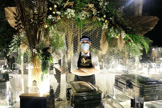 Pernikahan Intimate Di Galea Belangi (NEW NORMAL) by Medina Catering - 008