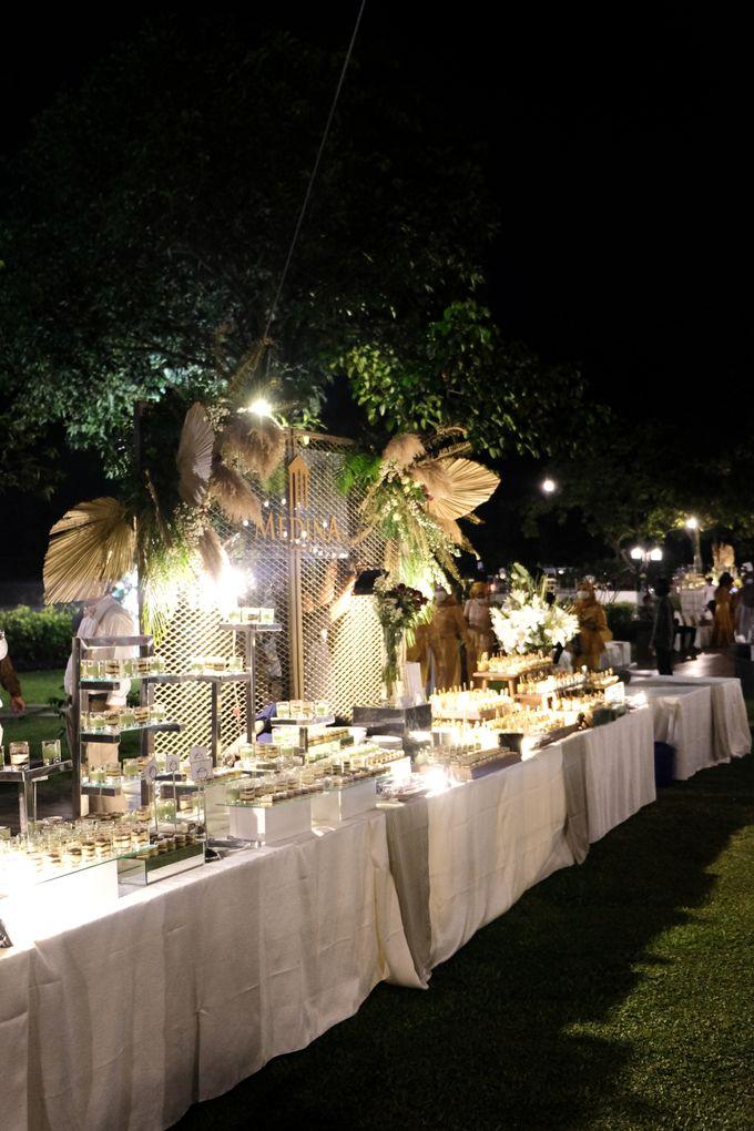 Pernikahan Intimate Di Galea Belangi (NEW NORMAL) by Medina Catering - 013