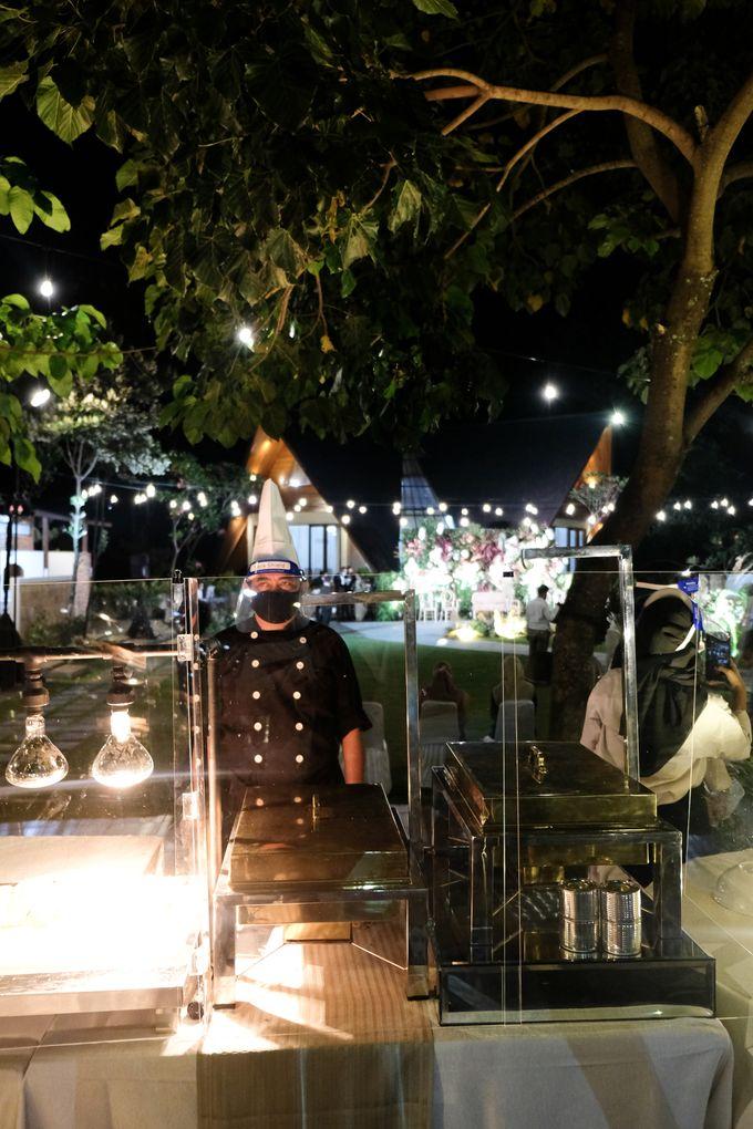 Pernikahan Intimate Di Galea Belangi (NEW NORMAL) by Medina Catering - 005