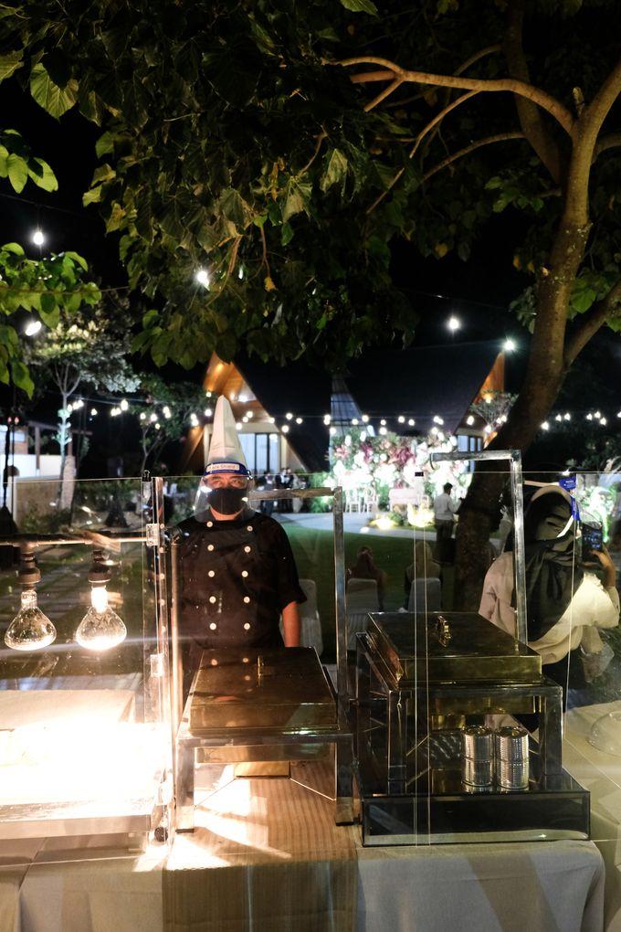 Pernikahan Intimate Di Galea Belangi (NEW NORMAL) by Medina Catering - 025