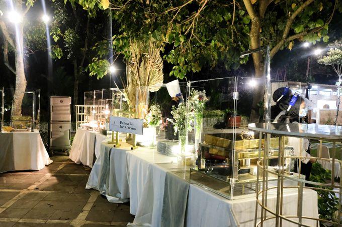 Pernikahan Intimate Di Galea Belangi (NEW NORMAL) by Medina Catering - 020