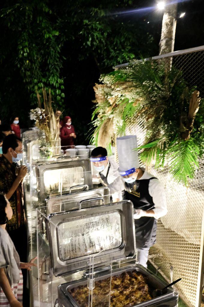 Pernikahan Intimate Di Galea Belangi (NEW NORMAL) by Medina Catering - 027