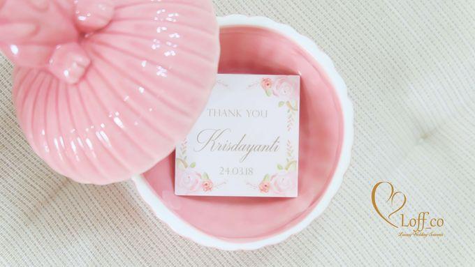 Luxury Crystal Grid & Ceramic Jar by Loff_co souvenir - 014