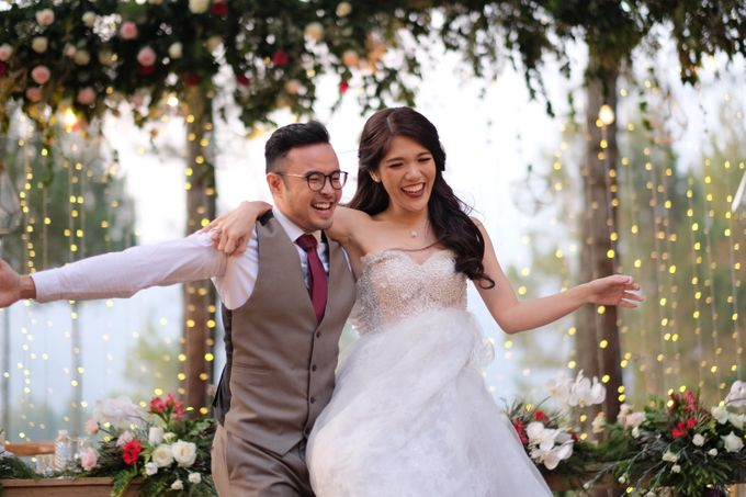 Nita & Edwin Wedding At PineHill Cibodas by Josh & Friends Entertainment - 016