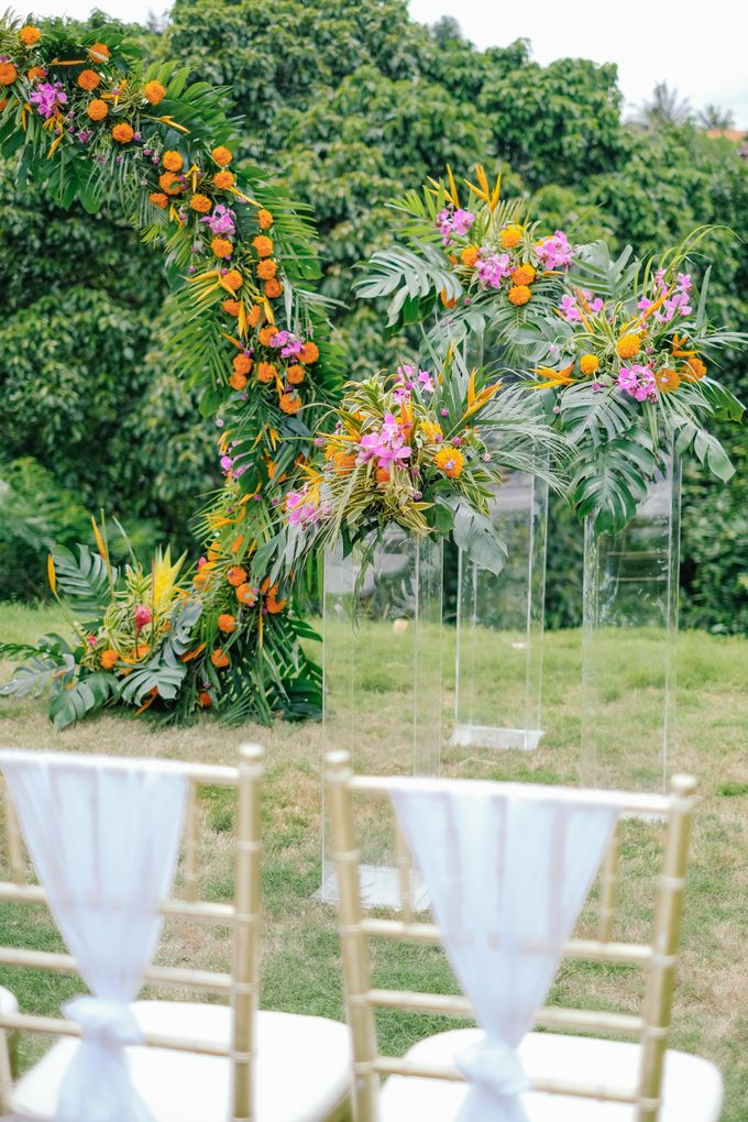 The Wedding of Marion and byron by Bali Flower Decor - 004