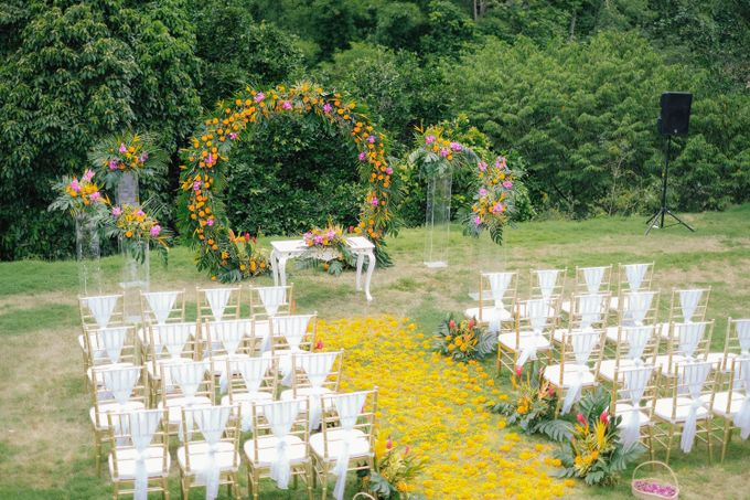 The Wedding of Marion and byron by Bali Flower Decor - 001