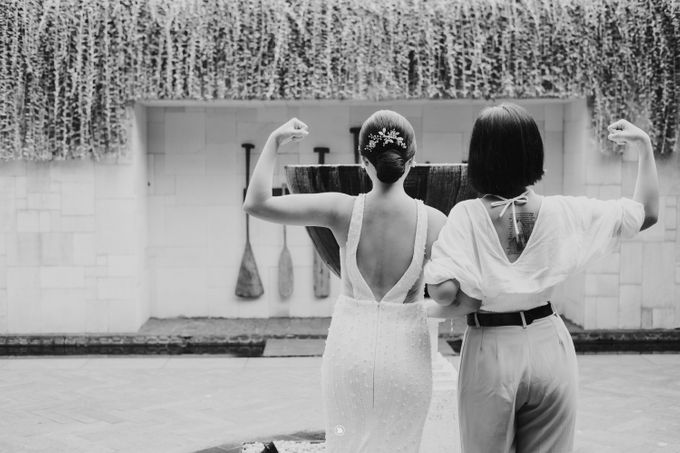 Kalvin & Dian // Wedding Day by Katakitaphoto - 024