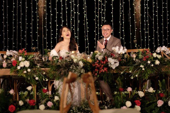 Nita & Edwin Wedding At PineHill Cibodas by Josh & Friends Entertainment - 015
