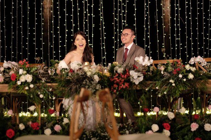 Nita & Edwin Wedding At PineHill Cibodas by Josh & Friends Entertainment - 007