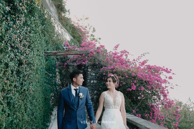 Andy & Ernie Wedding by KAMAYA BALI - 020