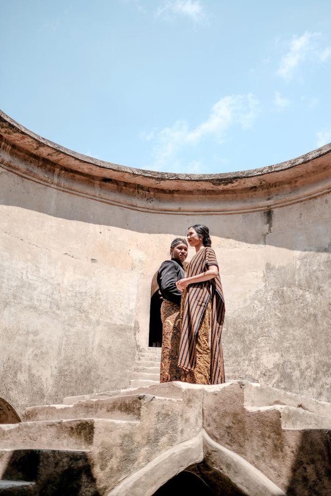 Pre Wedding Ines & Moses by Bondan Photoworks - 020