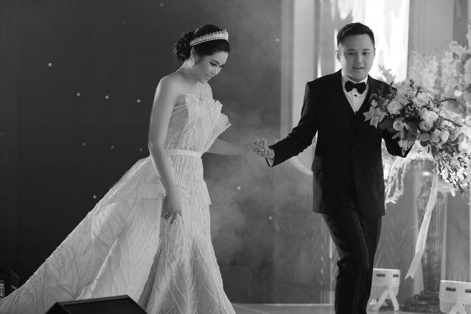 Wedding Day by Dicky - Ronny Selvi by JW MARRIOTT HOTEL MEDAN - 001