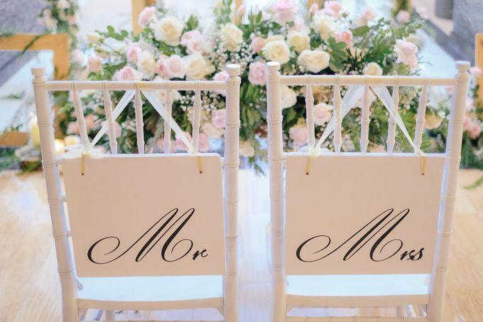 Lucas and Mavis Wedding by Jimbaran Bay Beach Resort and Spa - 006