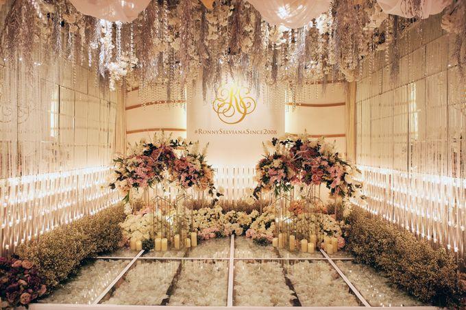 Wedding Day by Dicky - Ronny Selvi by JW MARRIOTT HOTEL MEDAN - 002