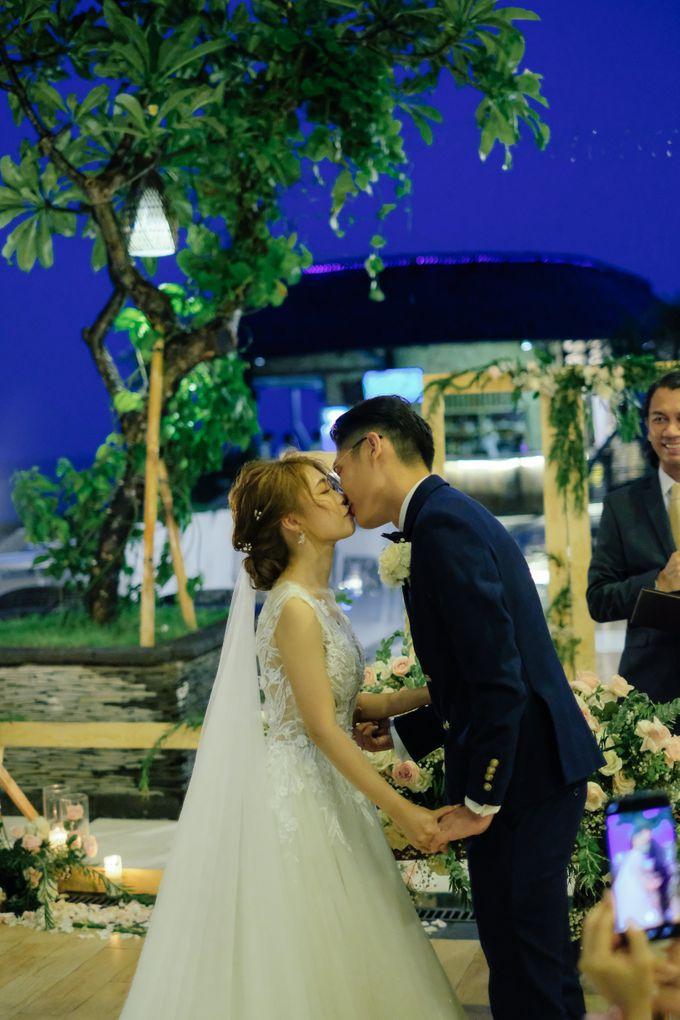 Lucas and Mavis Wedding by Jimbaran Bay Beach Resort and Spa - 007