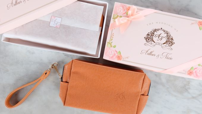 Functional Pouch, Passport & Card Holder by Loff_co souvenir - 023
