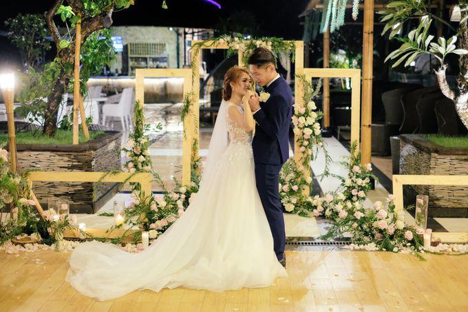 Lucas and Mavis Wedding by Jimbaran Bay Beach Resort and Spa - 008