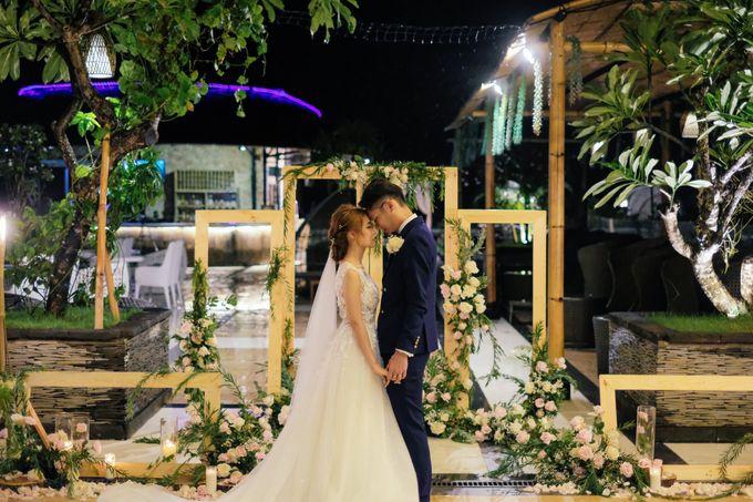 Lucas and Mavis Wedding by Jimbaran Bay Beach Resort and Spa - 009