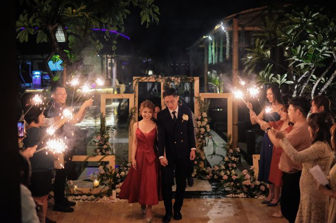 Lucas and Mavis Wedding by Jimbaran Bay Beach Resort and Spa - 010