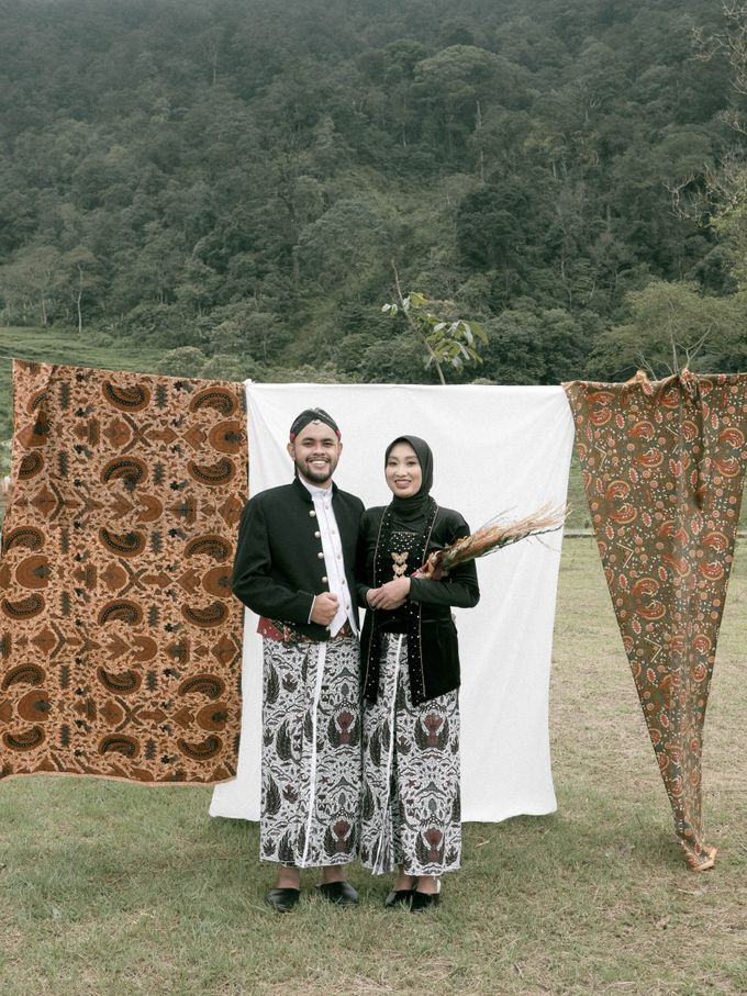 Couple Session of Arif & Ayu (Javanesse Modern) by Agah Harsa Photo - 016