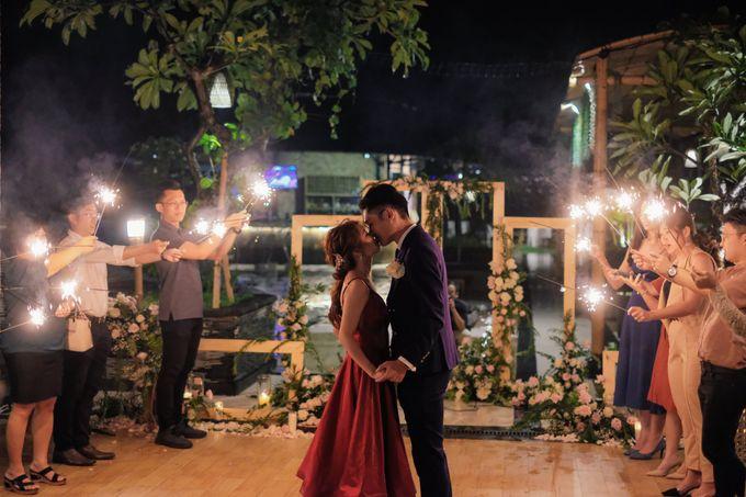 Lucas and Mavis Wedding by Jimbaran Bay Beach Resort and Spa - 001