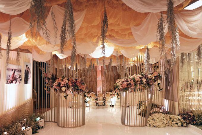 Wedding Day by Dicky - Ronny Selvi by JW MARRIOTT HOTEL MEDAN - 003