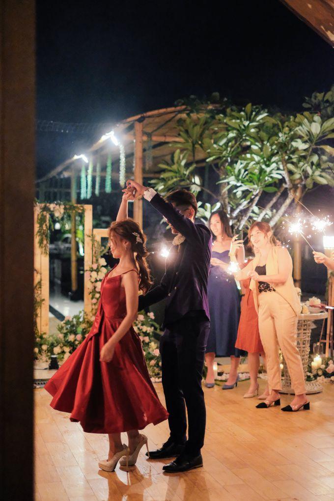 Lucas and Mavis Wedding by Jimbaran Bay Beach Resort and Spa - 002