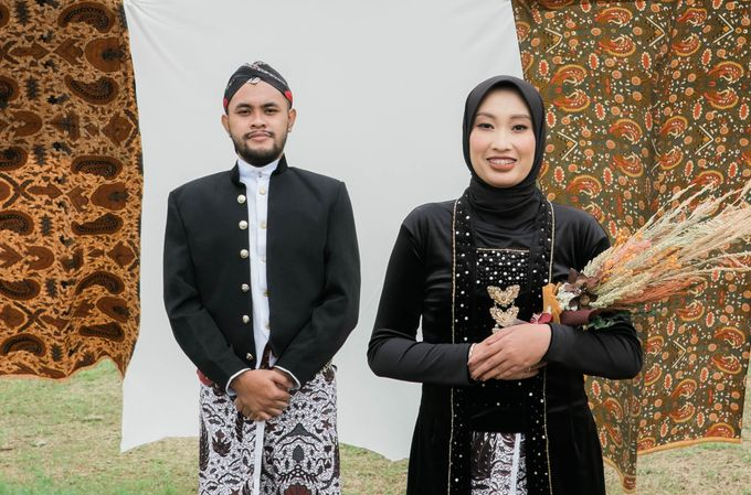 Couple Session of Arif & Ayu (Javanesse Modern) by Agah Harsa Photo - 017