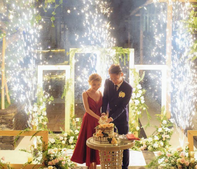 Lucas and Mavis Wedding by Jimbaran Bay Beach Resort and Spa - 003