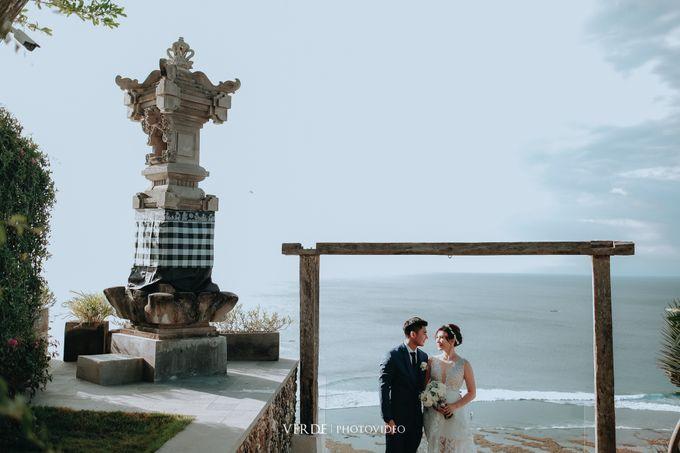 Andy & Ernie Wedding by KAMAYA BALI - 011