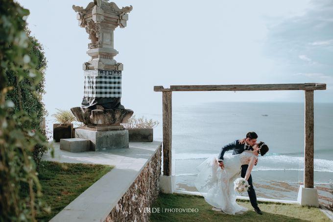 Andy & Ernie Wedding by KAMAYA BALI - 010